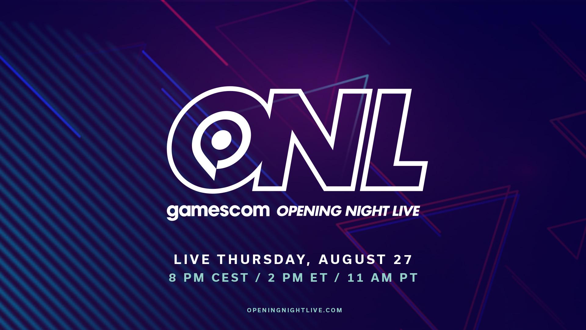 Gamescom: Opening night live traerá actualizaciones y novedades para PS5