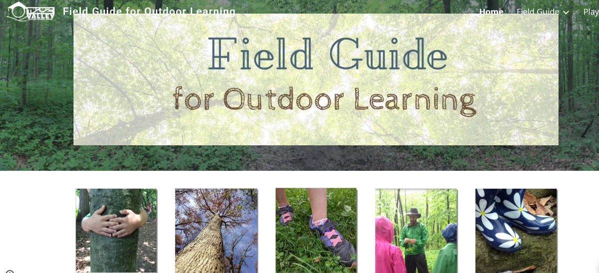 We are ready to share! Login to your gotvdsb account for Field Guides to take Science outdoors, and a PLAYlist of outdoor Phys Ed ideas.