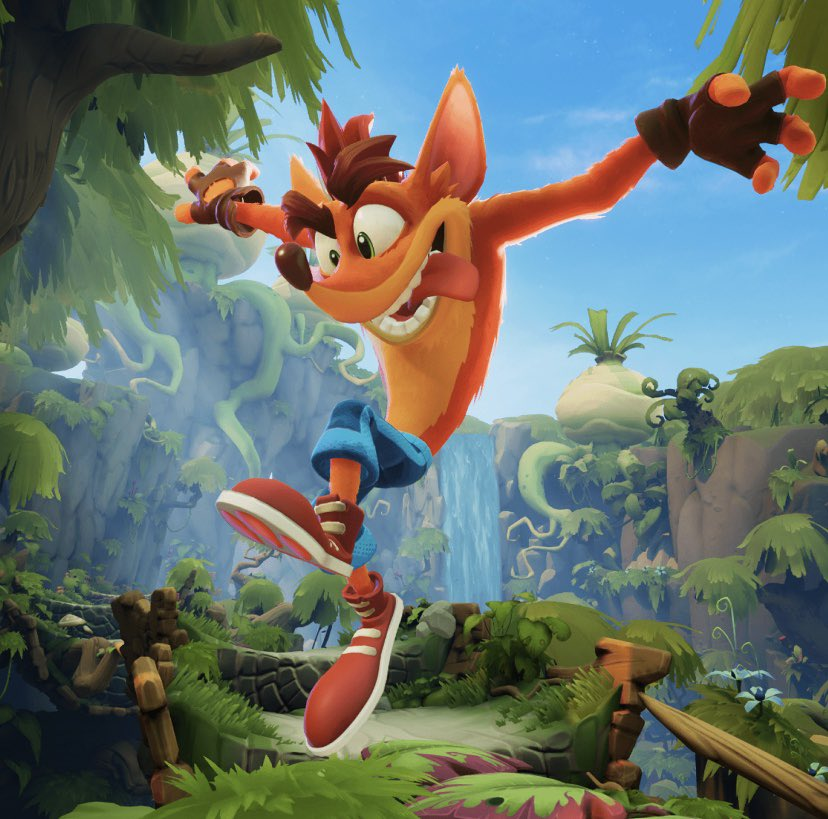 Crash Bandicoot On Twitter It S About Time For Crash4 Wump back in to your next epic adventure in #crash4 🤪 play what critics have been talking about and get crash bandicoot 4: crash bandicoot on twitter it s about