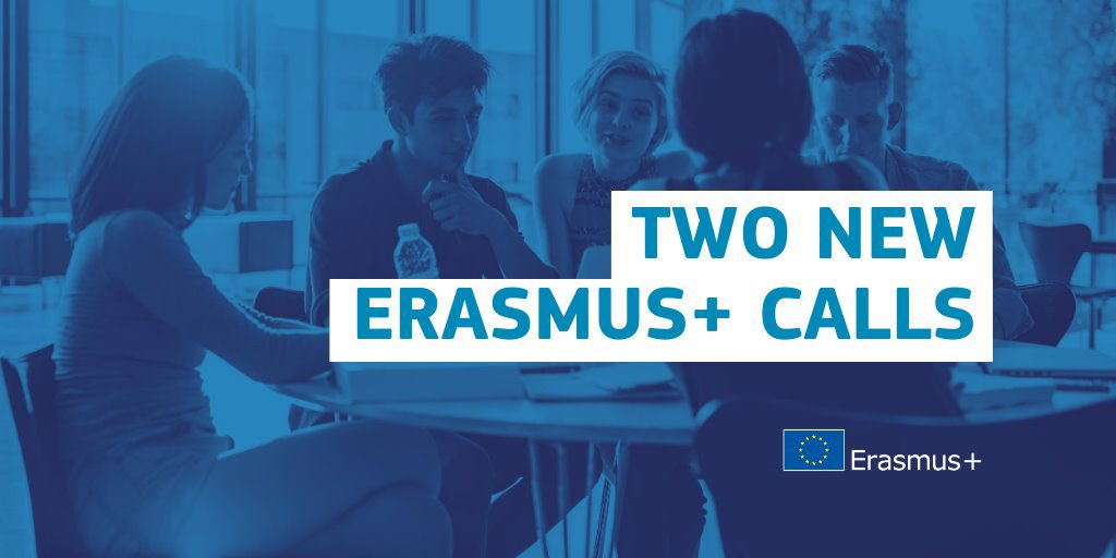 I'm glad to announce that today we publish 2 extraordinary @EUErasmusPlus calls worth €200M to support #EUDigitalEducation readiness and creative skills! I encourage all key stakeholders at national, regional & local level to seize this opportunity 🇪🇺  https://t.co/PBQeLRHxiN https://t.co/cDsS5isemZ