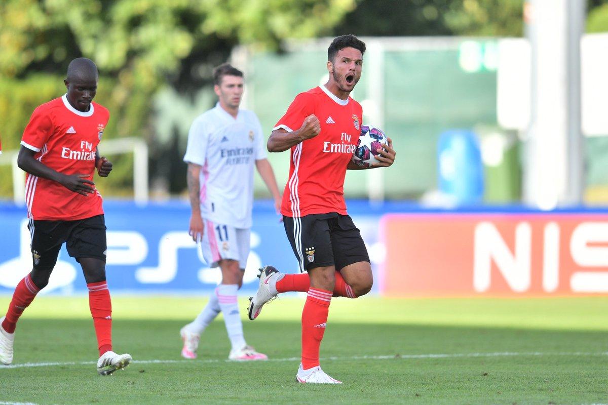 Make that 7⃣ #UYL goals for Gonçalo Ramos this season 🔥 https://t.co/hFSw2OuoqN