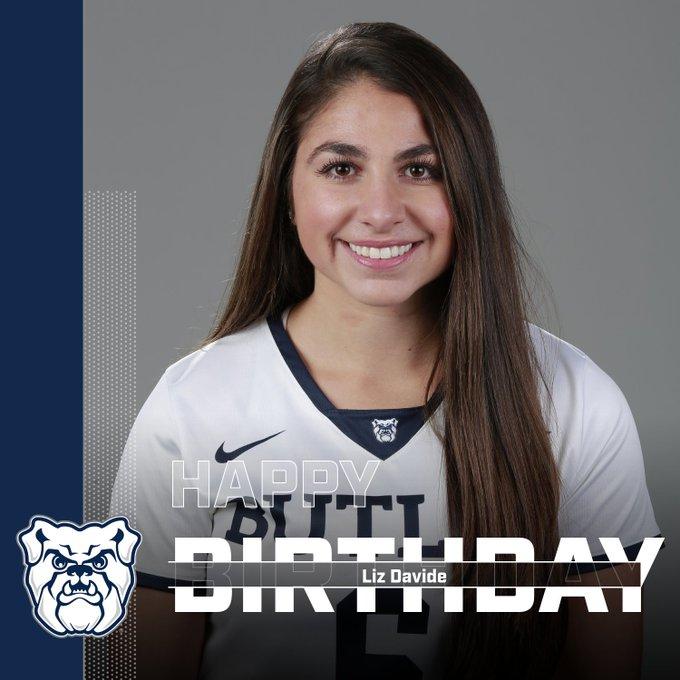 Happy Bulldog Birthday to Liz Davide!