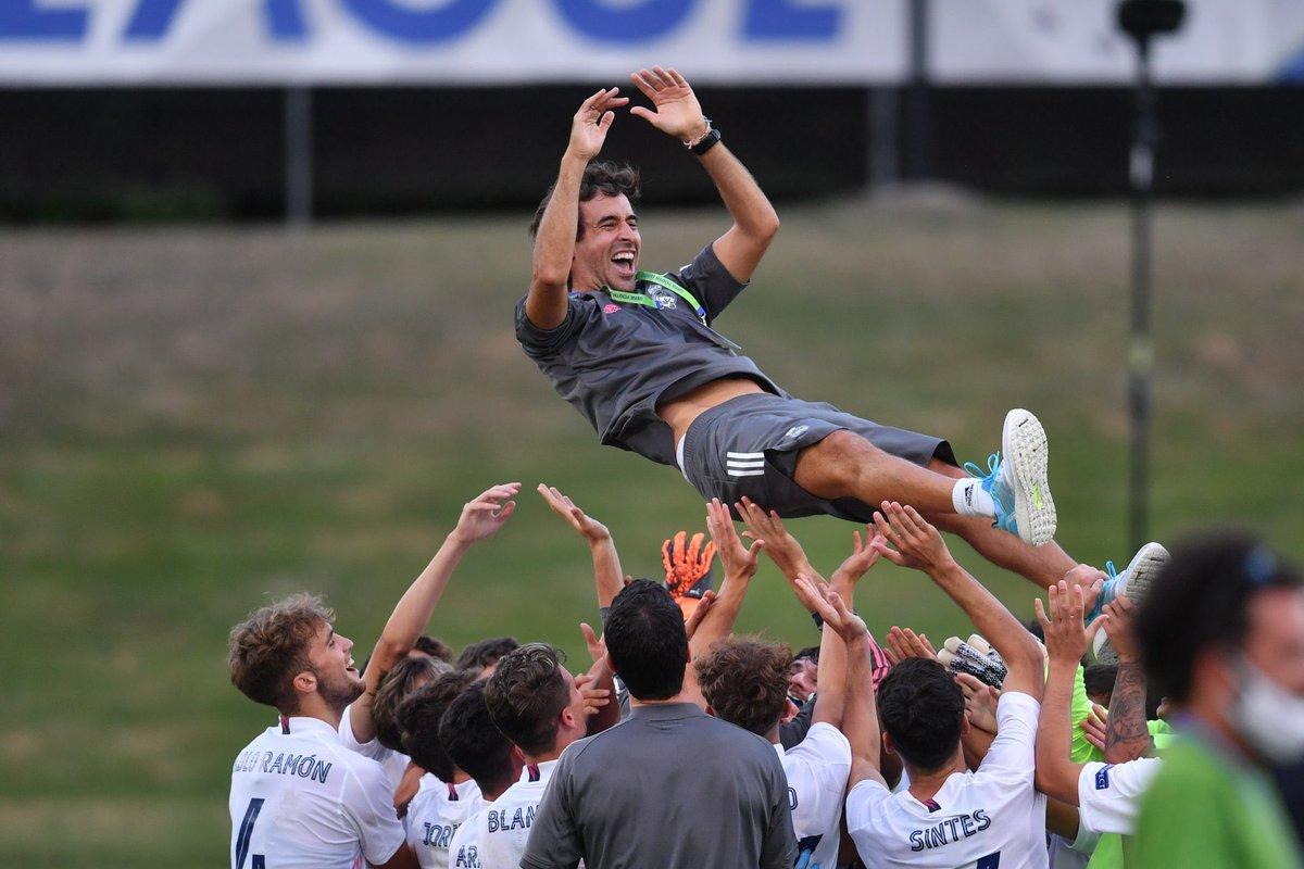 """2-3: """"რეალი"""" UEFA-ს ახალგაზრდული ჩემპიონთა ლიგის გამარჯვებულია"""