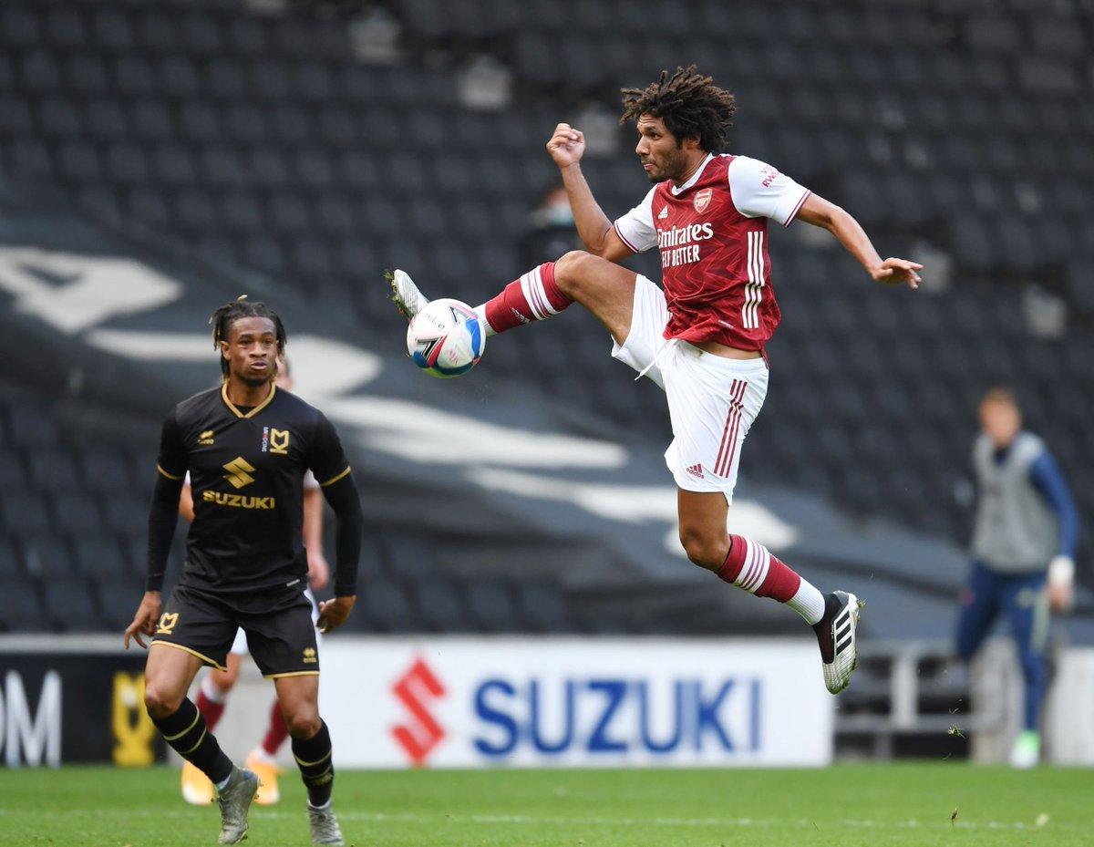 Arsenal vs liverpool pre