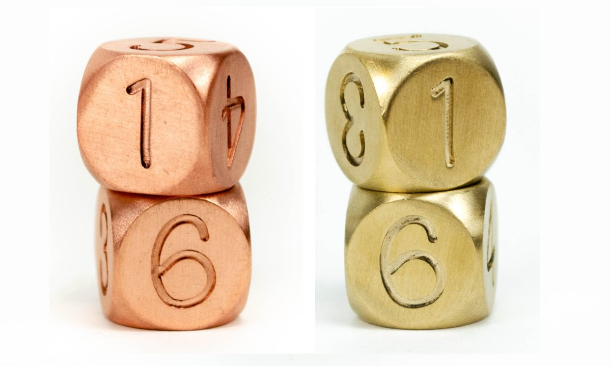 Level Up Dice On Twitter Hey Rogues You Can Always Use An Extra D6 For That Sweet Sweet Sneak Attack Damage Our Brand New Cooper And Brass D6s In Swash Are