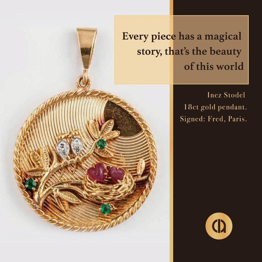 What is your family jewelry piece? For how long has it been in the family? What is the story behind that symbolic family piece? Every piece has a magical story, that's the beauty of this world #MoseJewelryCurator  #InesArenas  #jewellerydesign #jewelrydesigner   #首饰 #珍宝 #耳环 https://t.co/AWQQ8fYVpp