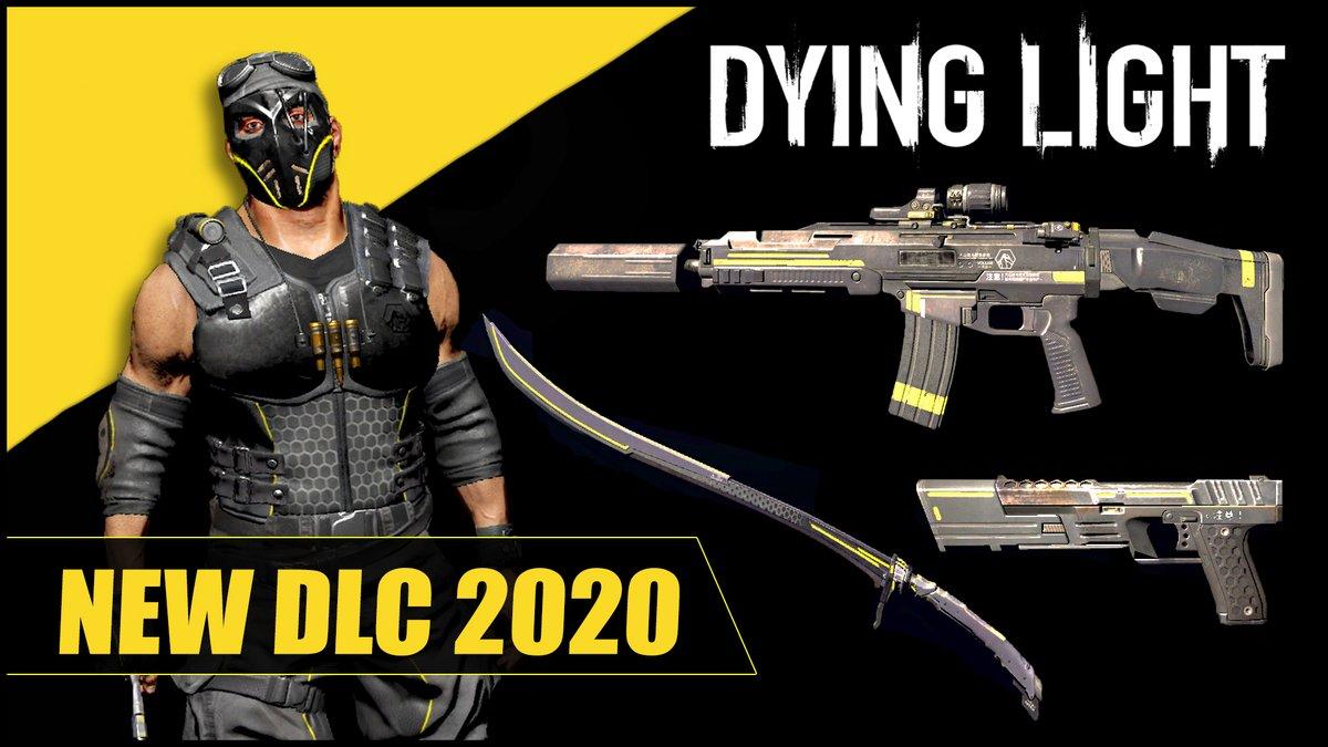 Dying light - volkan combat armor bundle armor