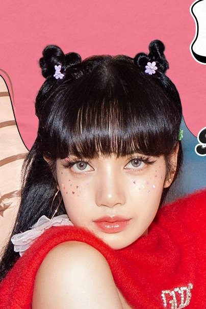𝐭𝐢𝐧 Rest On Twitter Let S Talk About Her Face First I Mean Come On Look At Her Her Black Hair Those Tiny Double Buns Her Eye Make Up Her