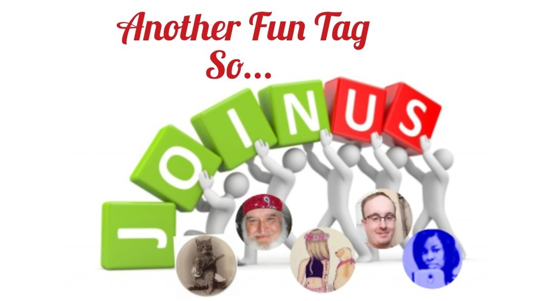 Be Sure To Join This Fun Group @dawnpatrol62 @fivefortweeting @jamesgillian01 @21pinch As We Fill In For @MooseChuckleTag Tomorrow (Weds) At 430pmET Part Of @HashtagRoundup 🎈