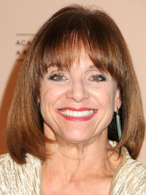 The end of all knowledge must be the building up of character. Happy Birthday Valerie Harper!!