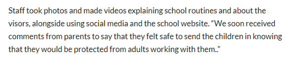 How will parents feel about masks in schools? improvingteaching.co.uk/2020/08/26/mas…
