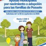 Image for the Tweet beginning: El @ayto_pozuelo abre una nueva