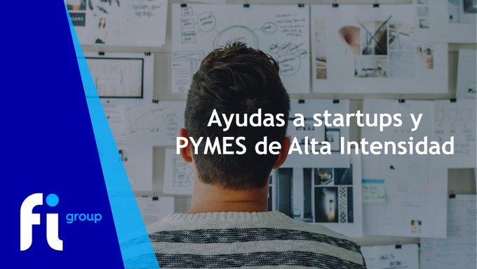 ¡Madrid!Se han convocado las  de empresas jóvenes e  y  de alta intensidad innovadora📅 Abie....