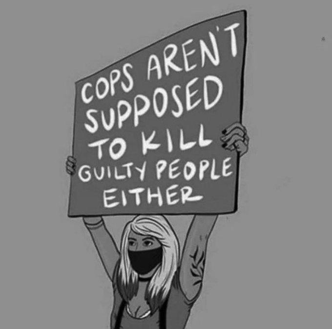 By the way.... #blacklivesmatter #NoJusticeNoPeaceProsecuteThePolice https://t.co/MnwGbj2QYR