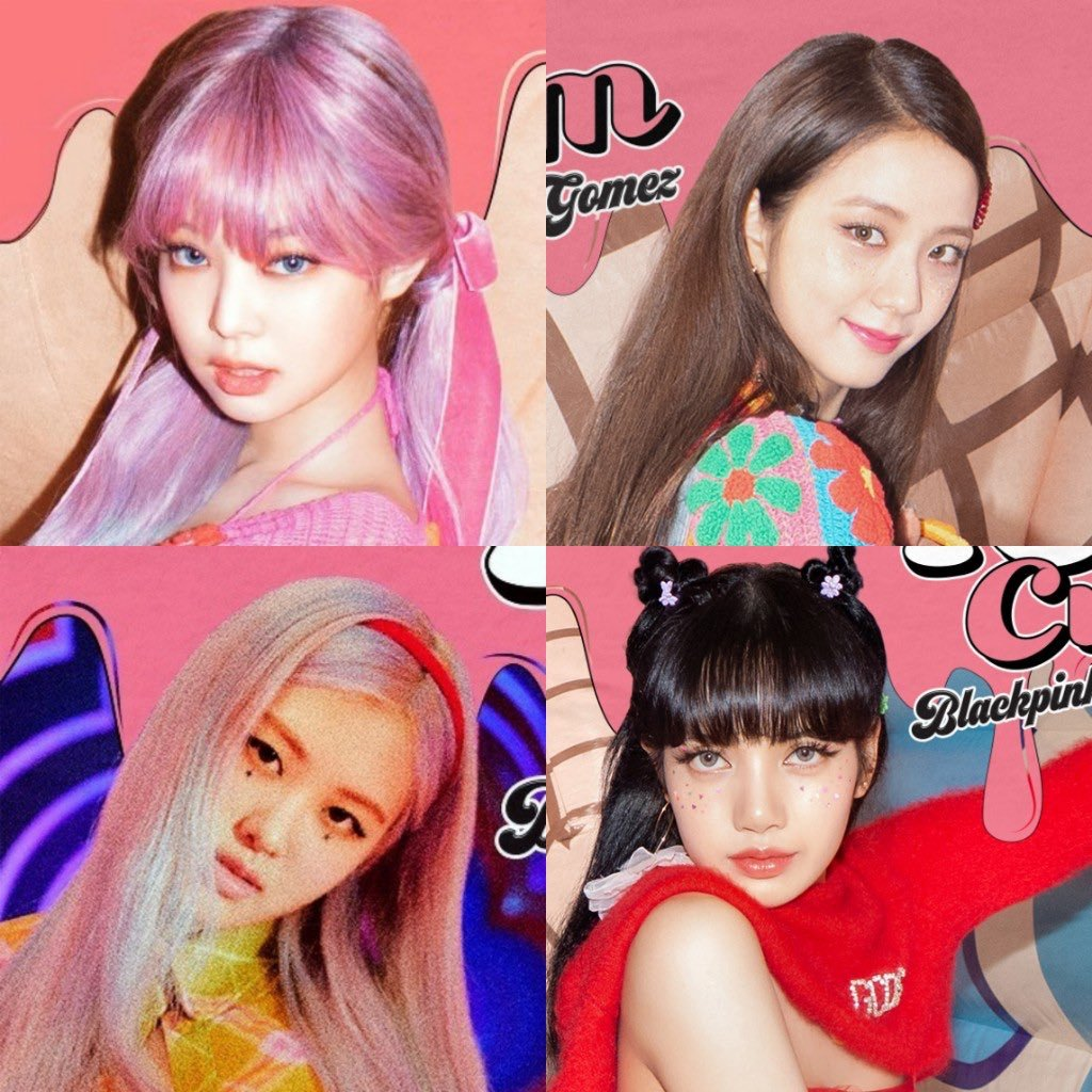 Stephanie The Album On Twitter Leak In The Upcoming Icecream Mv Selenagomez Unnie Will Sell Ice Cream To Blackpink The Music Video Will Include Jisoo Admitting That She