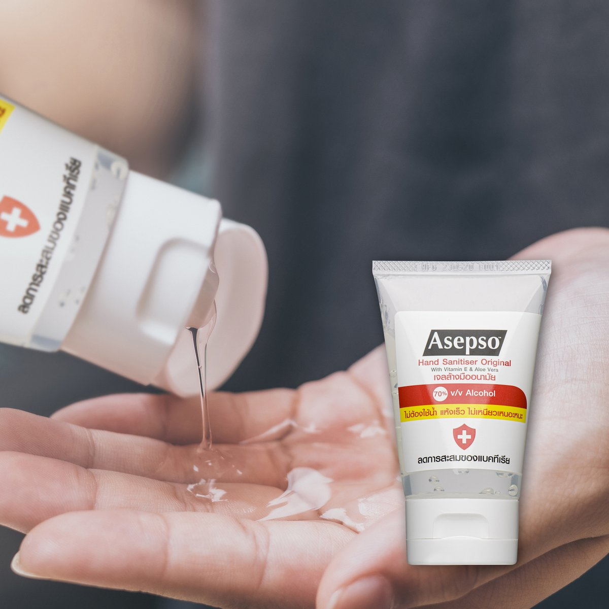 📸 NEW #Asepso Hand Sanitiser Original 🙌 https://t.co/HiSfLz4qUf