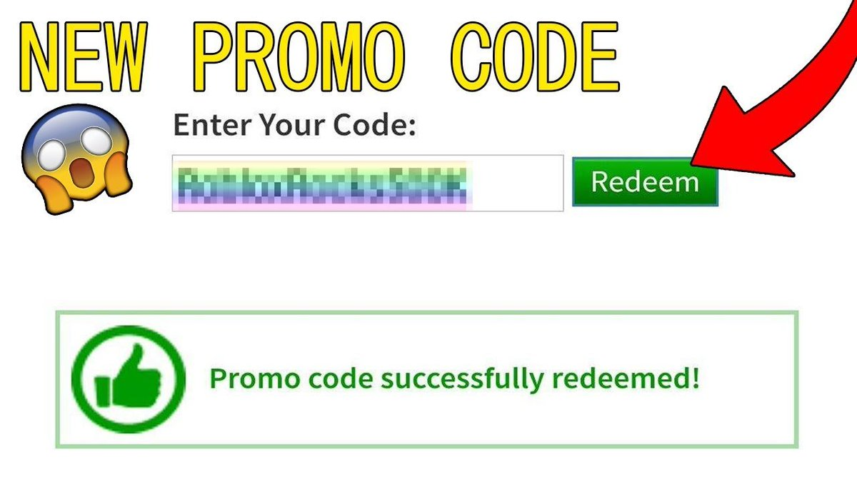 Nuevo Promocode De Roblox 2020 Octubre Roblox Promo Codes November 2020 Promocoderoblox Twitter