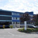 Image for the Tweet beginning: The Hunkeler headquarters in Switzerland