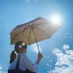 子どもの体調は?猛暑の中、日傘を認めない学校があるらしい・・・