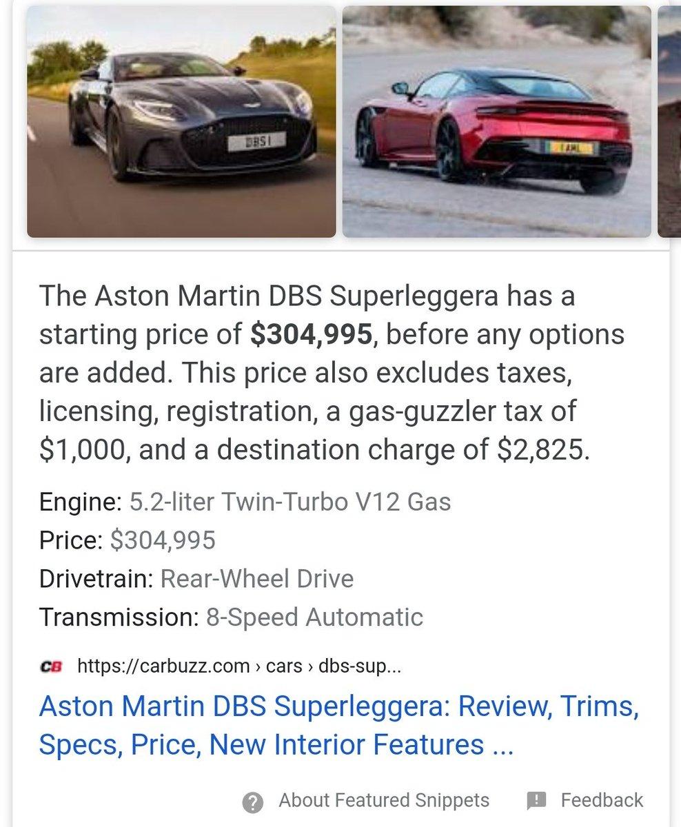 Н™Žð™–𝙧𝙖𝙬𝙖𝙩𝙏𝙞𝙣𝙚 On Twitter In Thailand Import Duty Of Super Car So Expensive Aston Martin In Thailand Start 16 Million Thb 510k Usd