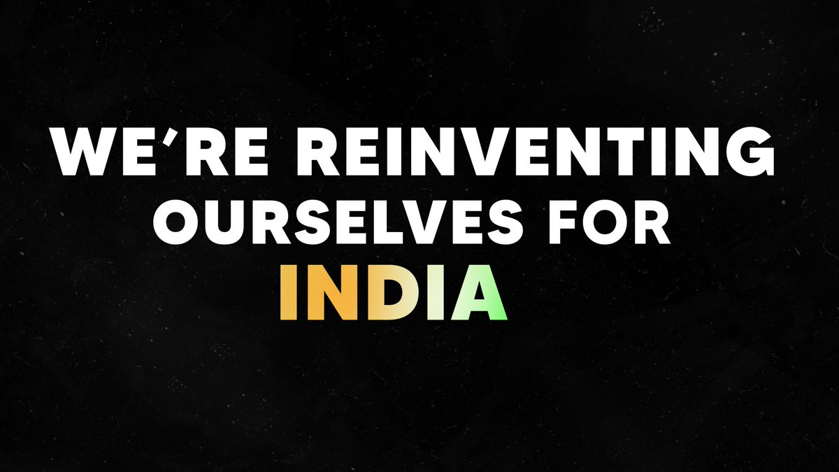 From humble beginnings to a household name, we've come a long way. Over the years, we have democratized technology for each and every Indian. In 2020, we're coming back with a bang. Are you ready to join the revolution with us? #AtmaNirbharBharat #JoinTheRevolution #VocalForLocal https://t.co/OswKftWcLC