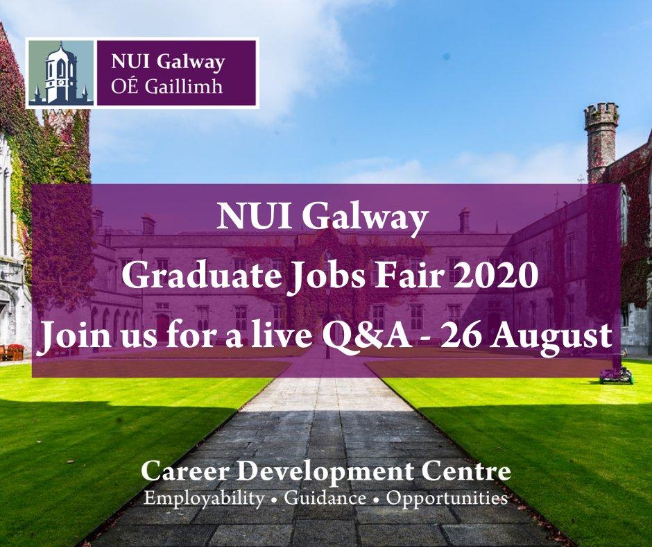 Careers Nui Galway Nuigcareers Twitter