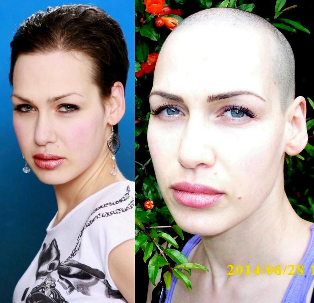 Before or After? #haircutmakeovers #lifetooshortforboringhair #longorshort https://t.co/IwaRareSx6