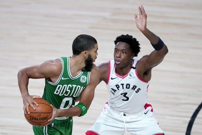 NBA – Raptors e Celtics per il boicottaggio in gara-1