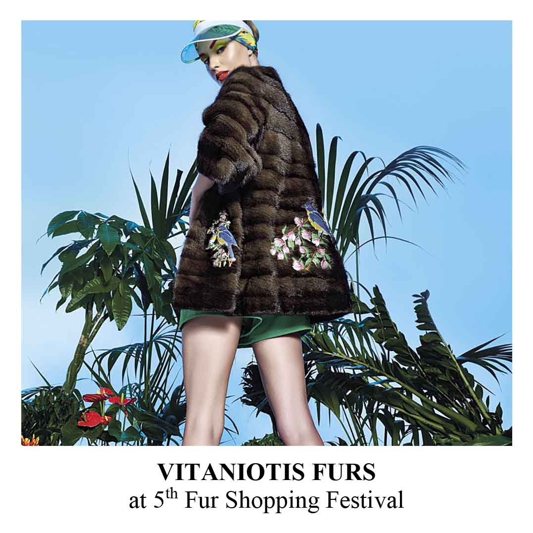 #VitaniotisFurS blooms at Fur Shopping Festival. Discover more 30 September – 3 October in Kastoria, Greece!  #furshoppingfestival #kastoria #kastoriafurcity #fur #furs #furfashion #womenswear  #fashion #fashioninsta #fashiondaily #exhibition #aw20 #trends #fw #shopping #меха https://t.co/wOQbFgZk5i
