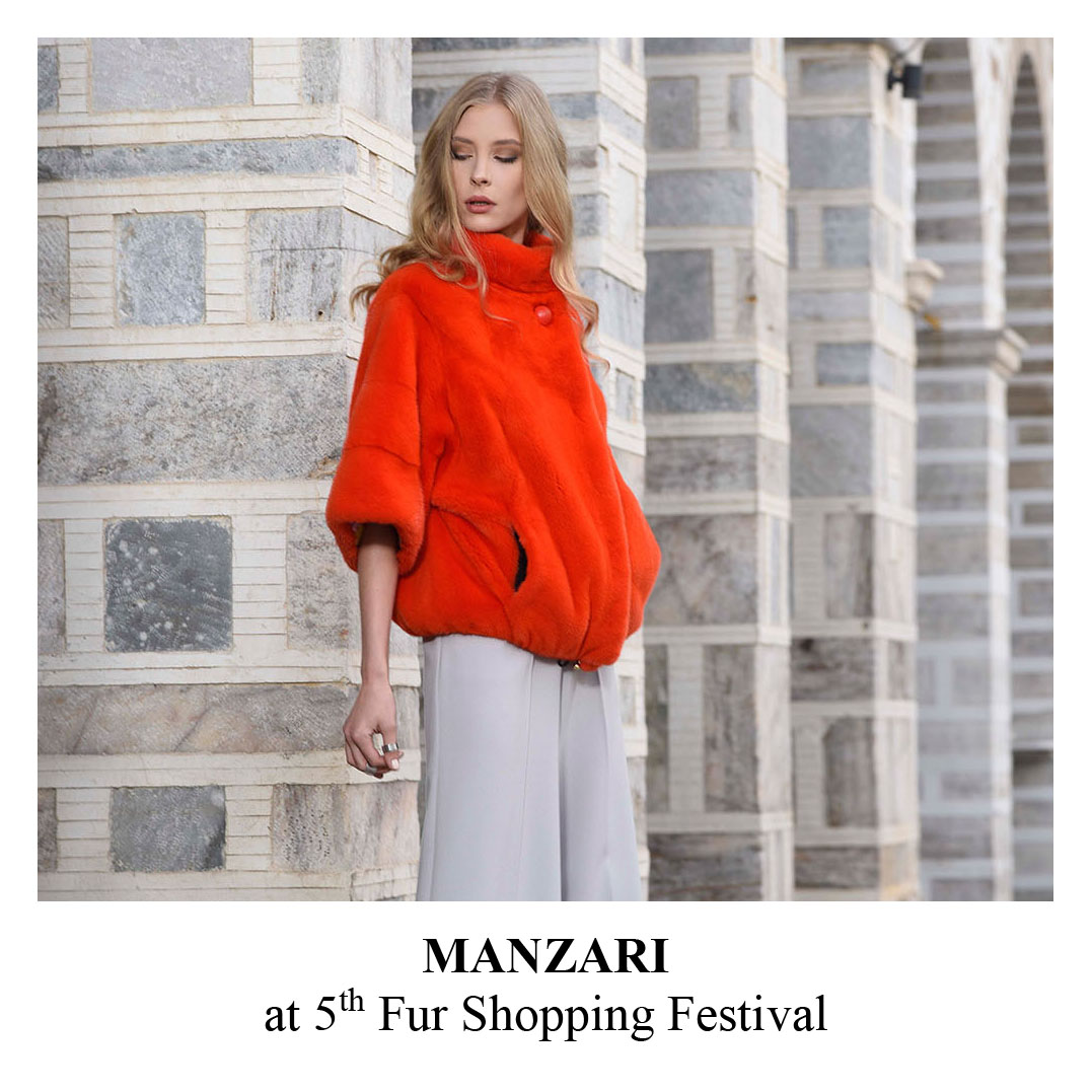 Opulent colors by #Manzari from 30.9 to 3.10 at Fur Shopping Festival, the meeting point for business! #furshoppingfestival #kastoria #kastoriafurcity #fur #furs #furfashion #womenswear  #fashion #fashioninsta #fashiondaily #exhibition #aw20 #trends #fw #shopping #меха https://t.co/LVfQ6OADBC