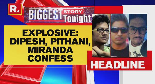 #BREAKING | Dipesh Sawant, Siddharth Pithani, Samuel Miranda confess. Tune in to watch the exclusive - https://t.co/RZHKU3wOei https://t.co/HVL3LwO74n