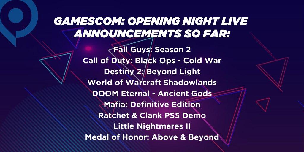 Gamescom ONL Twitch