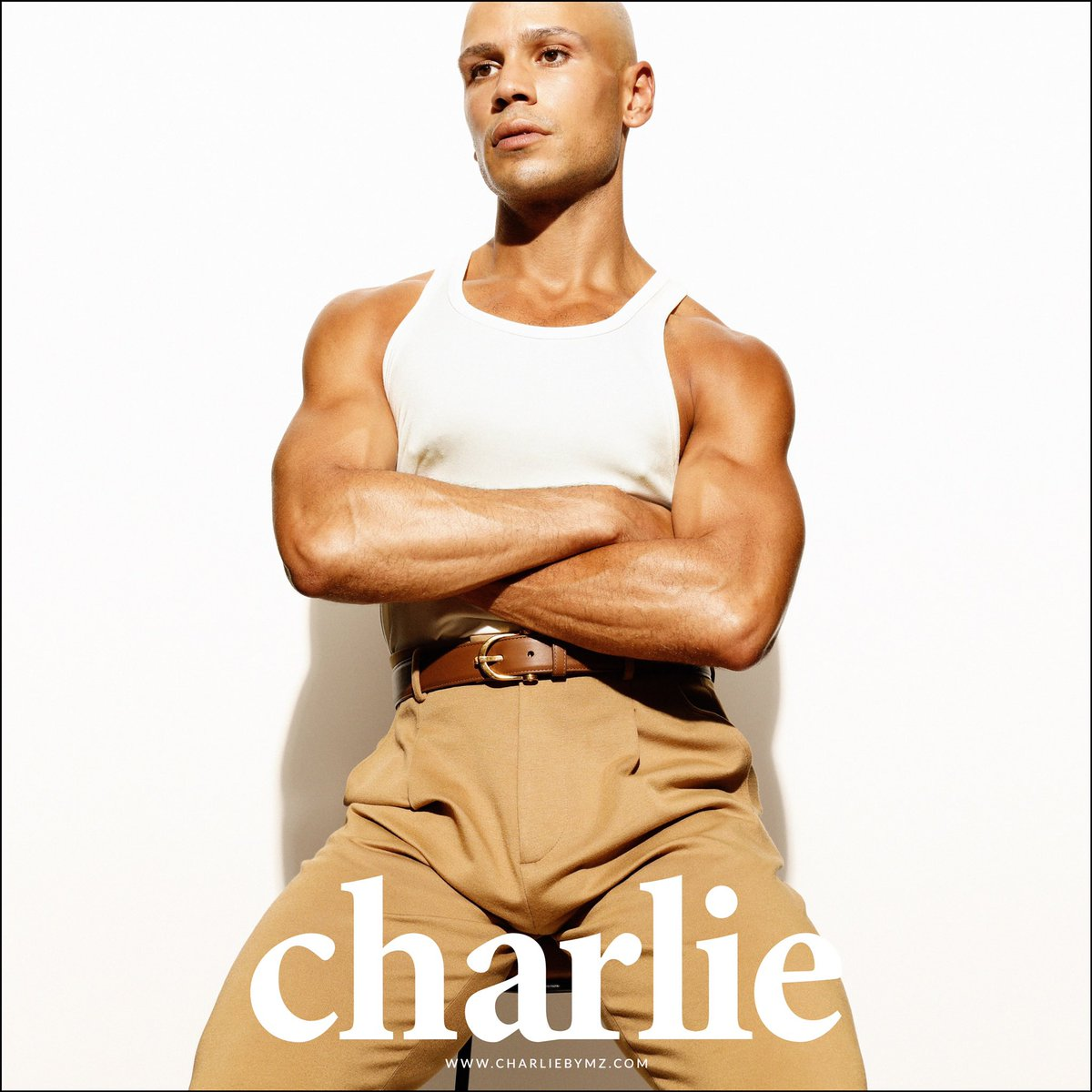 THE MUSTANG RIBBED TANK. Part of the Charlie Mustang Underwear Series.  SHOP NOW Exclusively at https://t.co/KkePkfVjnC. #Charliebymz#charliefan#forevercharlie#charlietanks#mens#tanktops#charlie#mustang https://t.co/xZKgFAivaZ