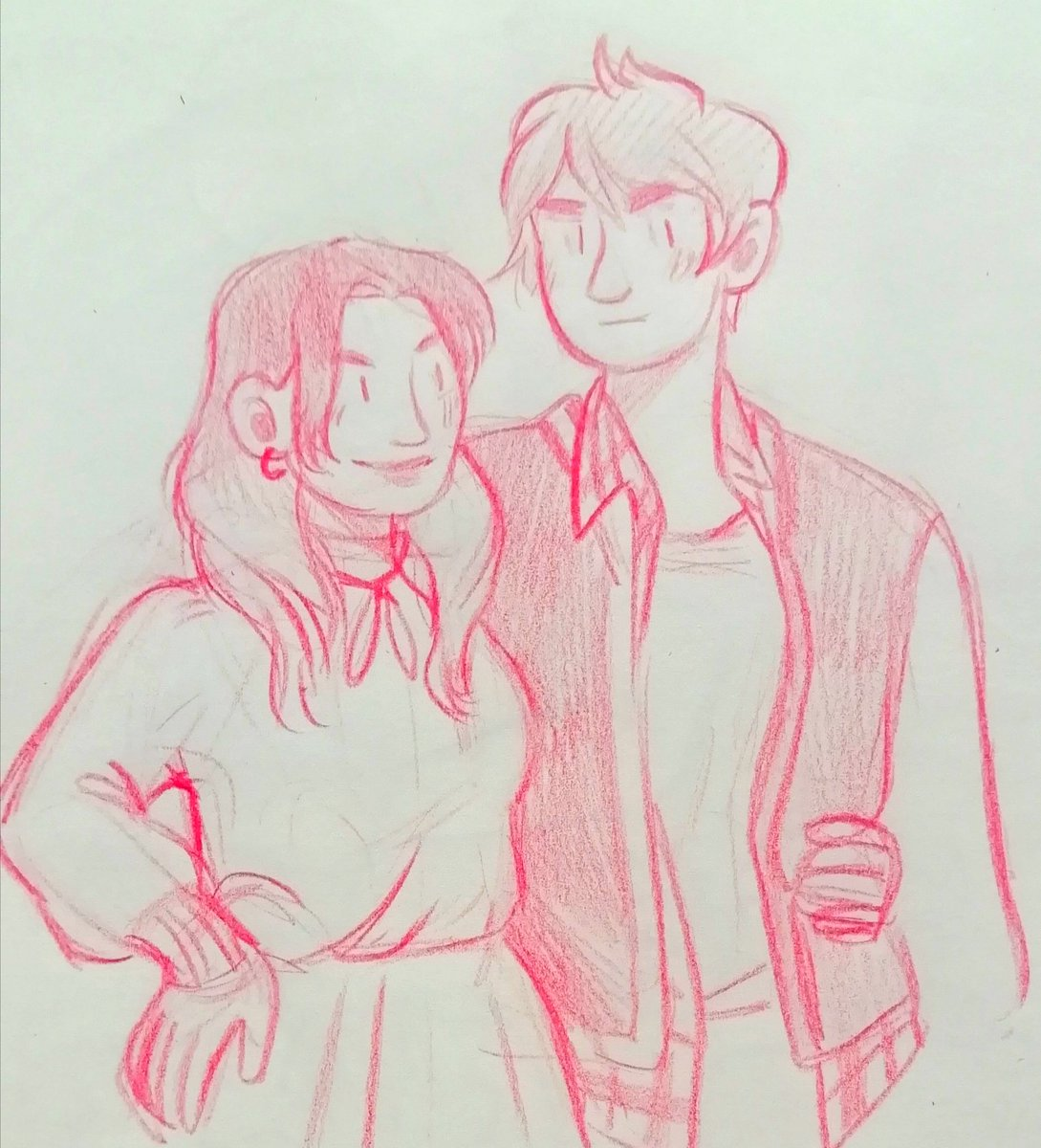Here's Sasha and Cameron from #Cinderbrush  https://t.co/9VBglasi1c https://t.co/ldRRyhPqku