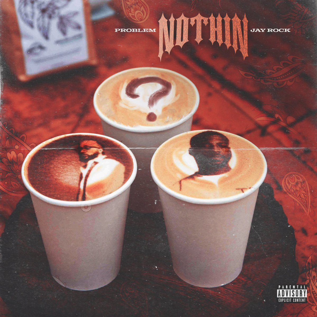 """NOTHIN"" featuring @jayrock + ???? FRIDAY 8/28"
