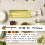 At Bees Knees, we produce White Label CBD capsules and other #CBD products using modern extraction techniques that meet the highest industry standards. #hempoilextract #cbdoil #cannabidiols #cbdhelps https://t.co/Ji6FPbvpoT