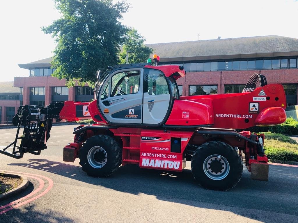 Quality, preparation and service at its finest this morning. @manitou