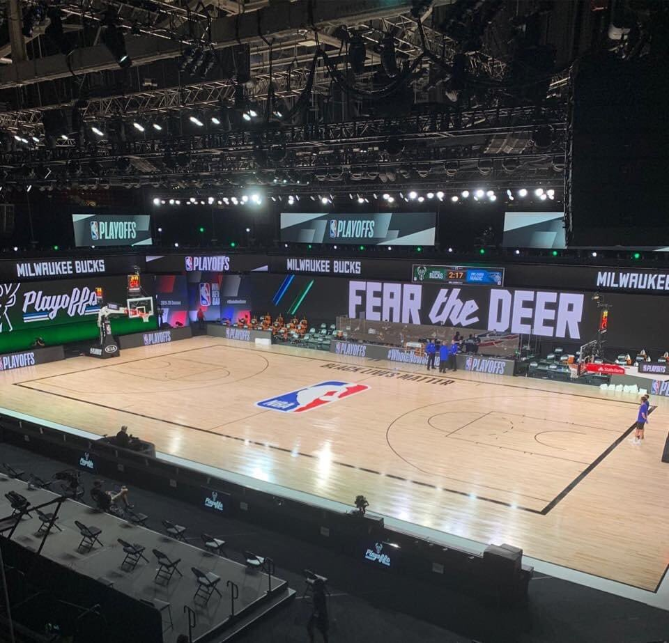 NBA – Gara -5 Milwaukee – Orlando non si gioca, i Bucks boicottano la gara