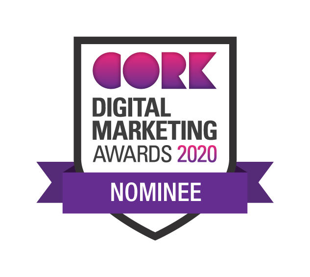 Look at us! 🤩 How exciting to be nominated for 4 Digital Marketing Awards - we did our best to keep you all entertained during lockdown and now we might win an award for it!  #DigitalCork2020 #CorkCity #YayCork https://t.co/cqhiRp3iA1