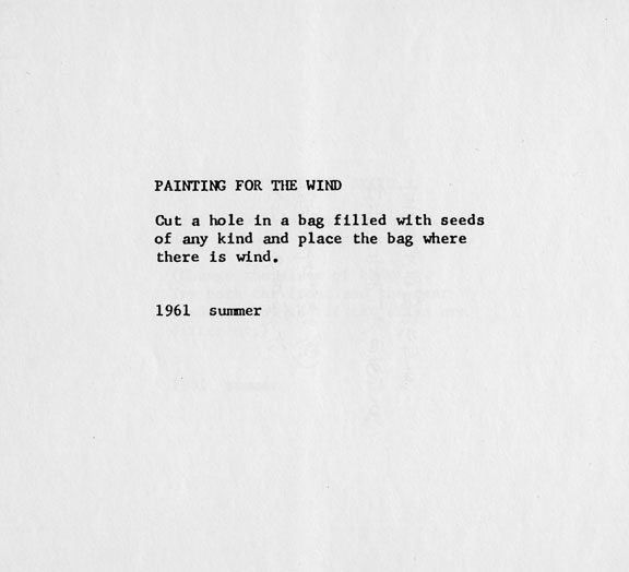 Painting for the Wind by Yoko Ono https://t.co/OhLBcbD3b7