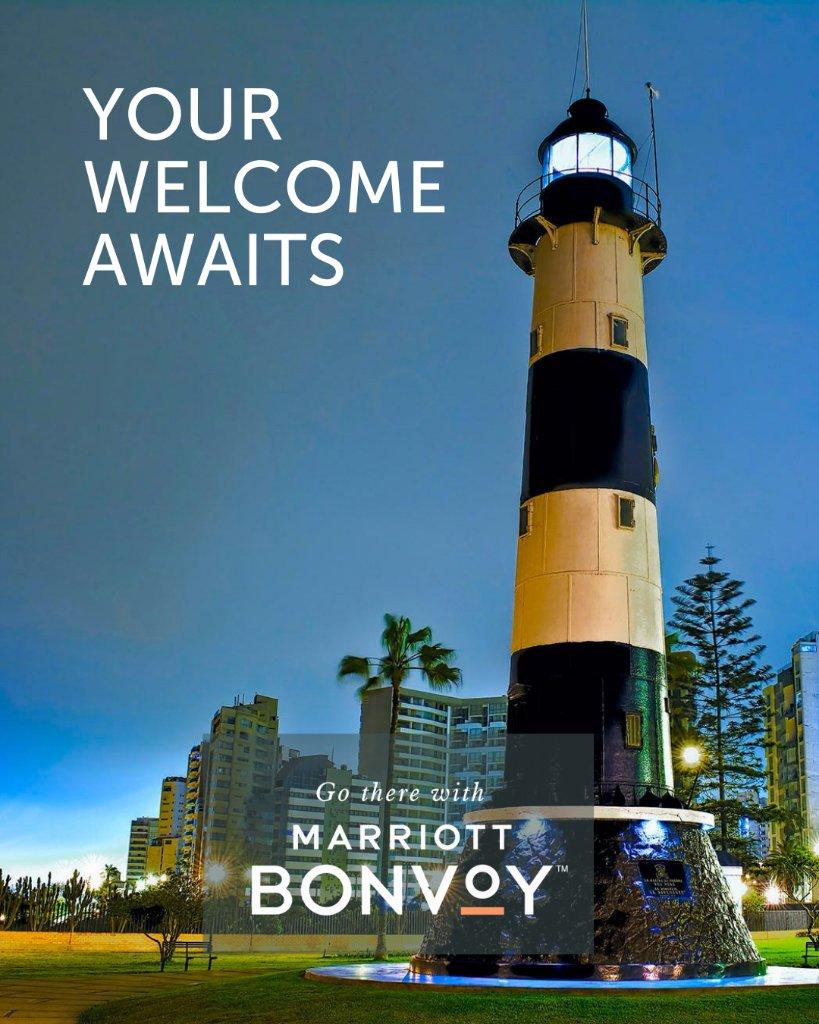 Tu bienvenida espera, ¡estamos listos para tu llegada! Reservas e informes: reservations.peru@marriott.com https://t.co/NpGSDlcL1a