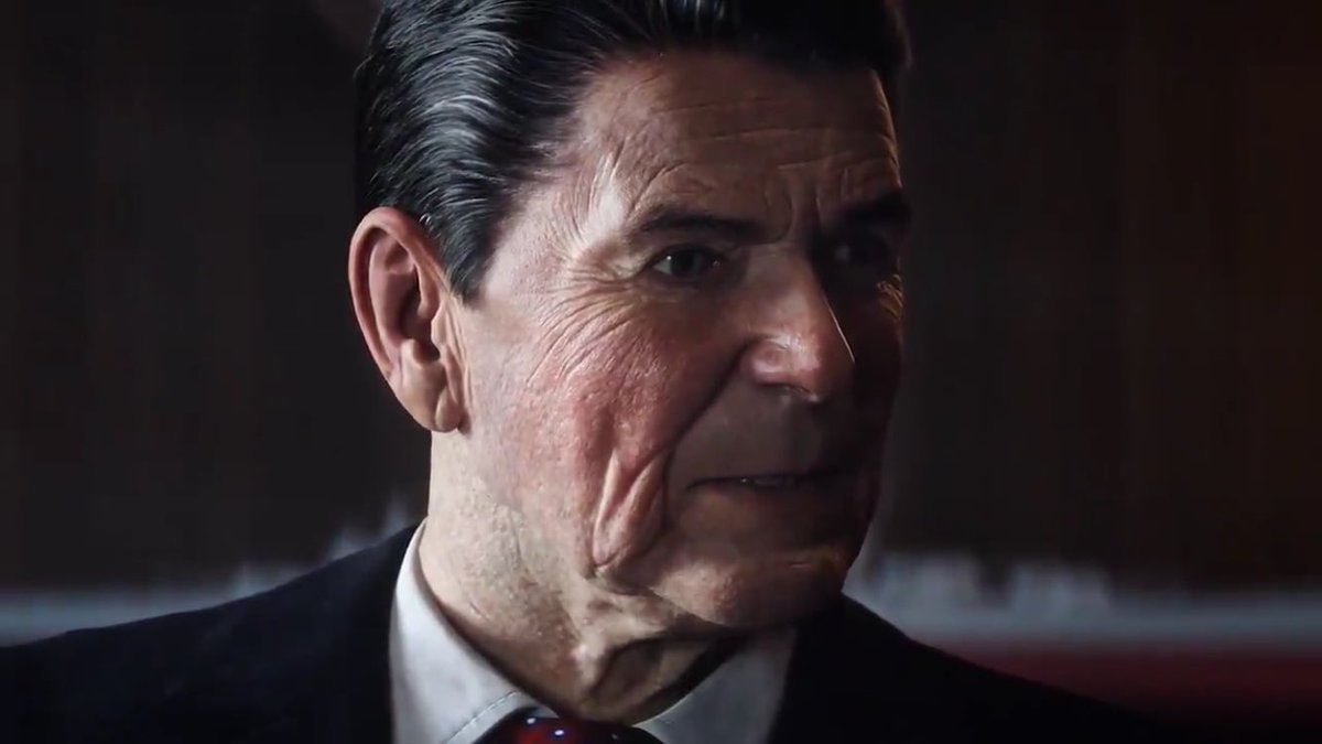 Gonna be forced to install another 50gb update just to unlock the Ronald Reagan operator skin on Warzone #BlackOpsColdWar  @NakedGamingPod https://t.co/UUSAK9RBmu