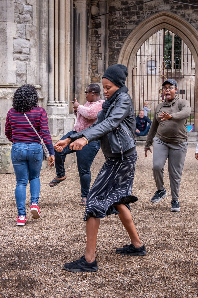 I learnt so much during the LRMN collaboration last year. Below are a few words of reflection on the process #refugeearts #communitydance https://t.co/0KZ9LX1pzv