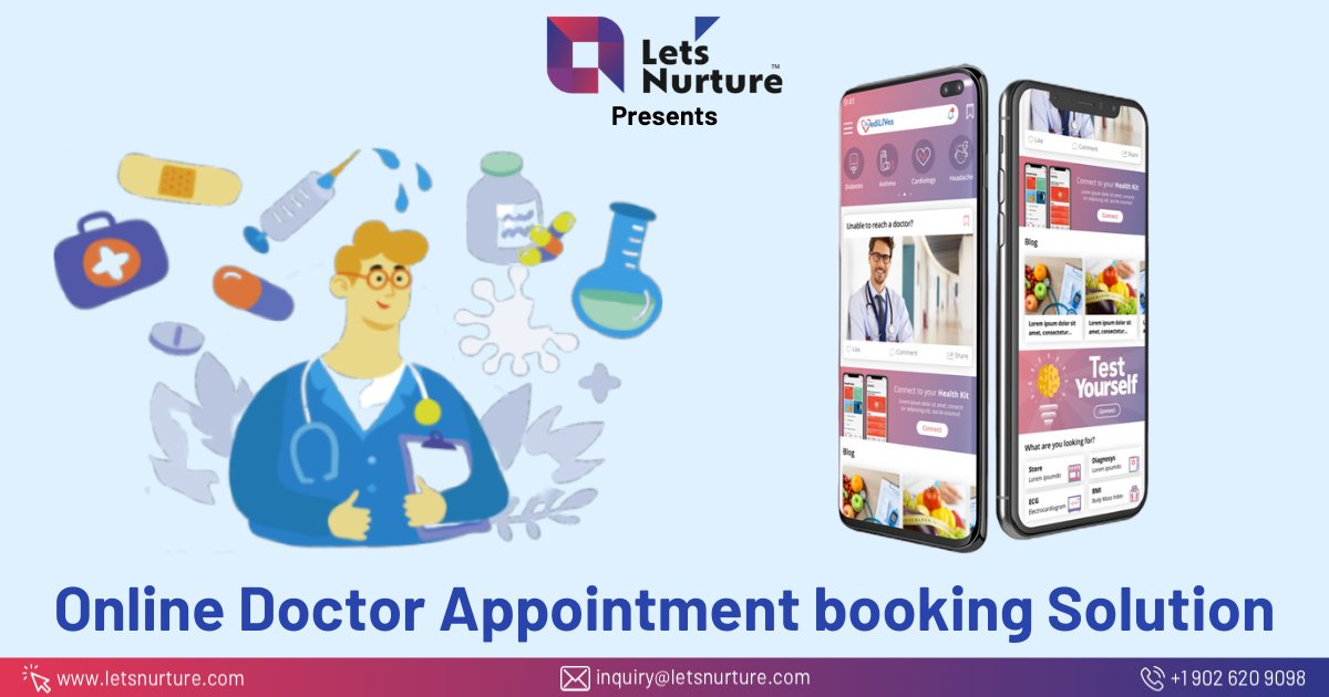Technology is making things easier and Hasslefree for us. A platform to book doctor appointments especially during current ongoing situations is a must. Get in touch today to automatize your Hospital or clinic. #healthcare #smarthealth #samrttech #automation #IoT #mobileapp
