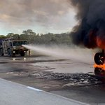 Image for the Tweet beginning: #AusArmy and #AusAirForce firefighting students