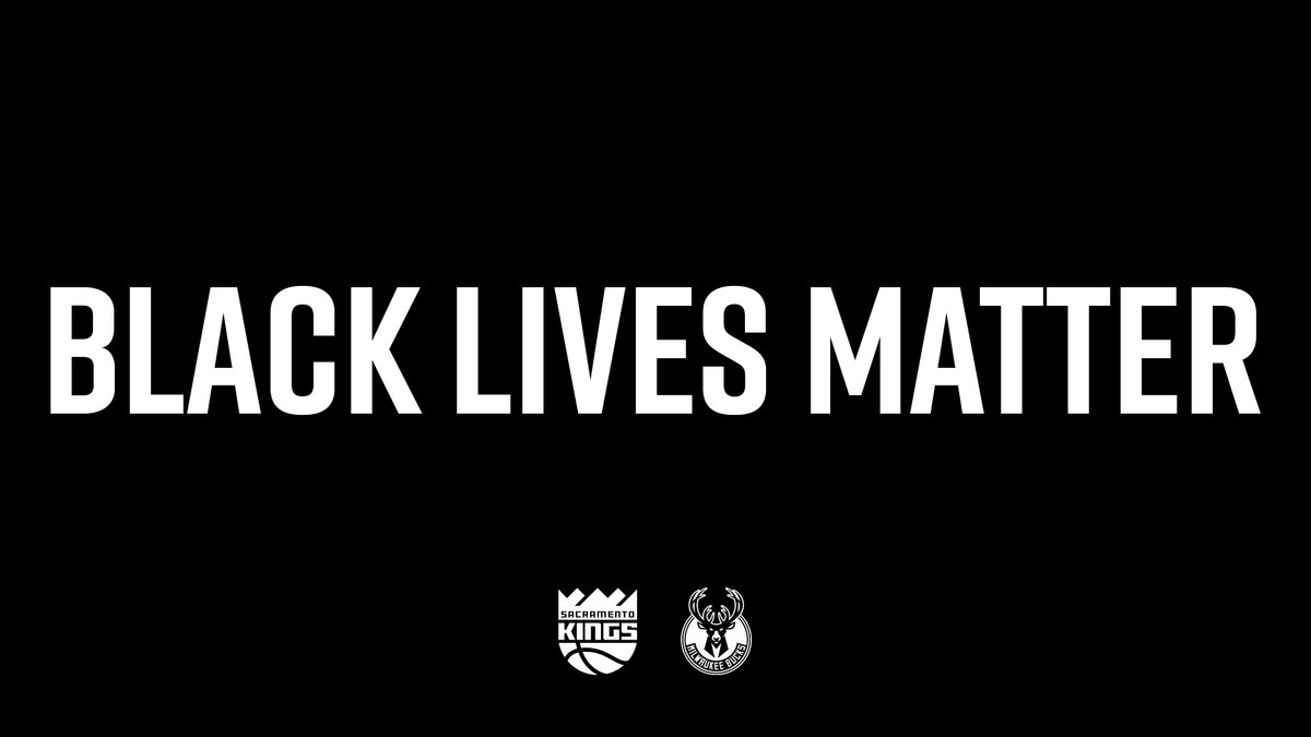 A historic statement for justice. Respect, @bucks.  #BlackLivesMatter https://t.co/cTZSoQIvy6