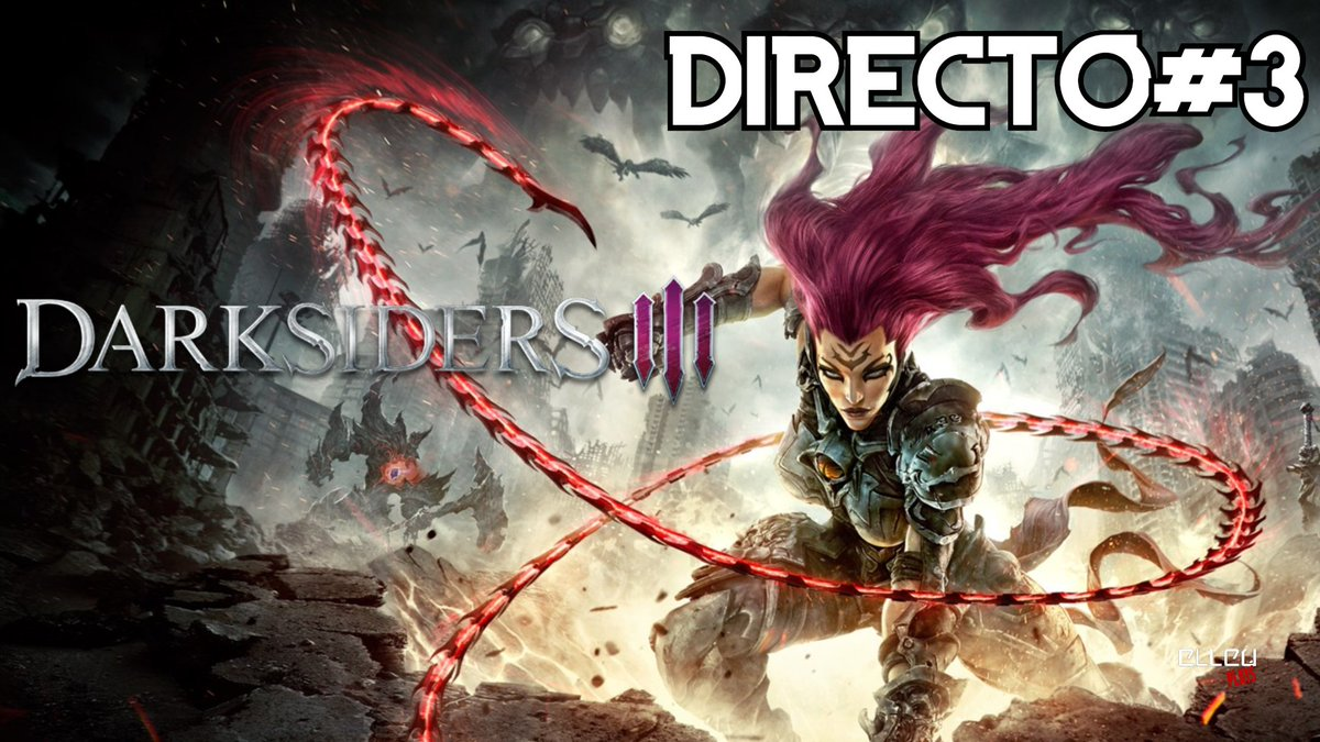 ⚠️Hoy 10 Pm. Darksiders III #3 / PC - Directo SOLO por Youtube ⚠️  Youtube!  https://t.co/FbQxopXQvD  #elleu #darksidersIII  #pc #yaestapagado #gameplay #gameplays #elleuplays #instagamer #streamer #mexico https://t.co/ux1kIxOlNF