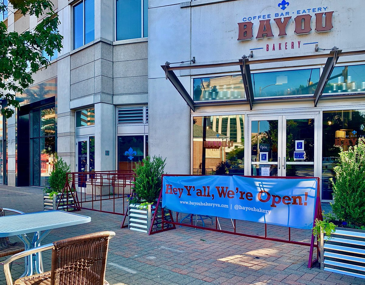 Wild American Shrimp's 2019 Chef of the Year, @ChefDavidGuas, has just announced the re-opening of his restaurant, the @BayouBakery, in Arlington, VA! Come read all about what Chef Guas and his crew have been cooking up in our latest blog! https://t.co/ighEhnkOkk https://t.co/xmjYoGqNyj