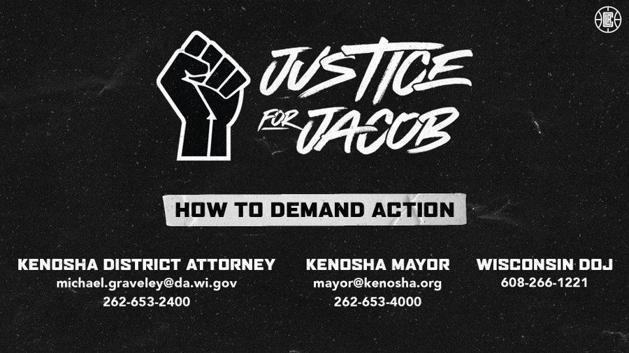 #JusticeforJacobBlake #BlackLivesMatter