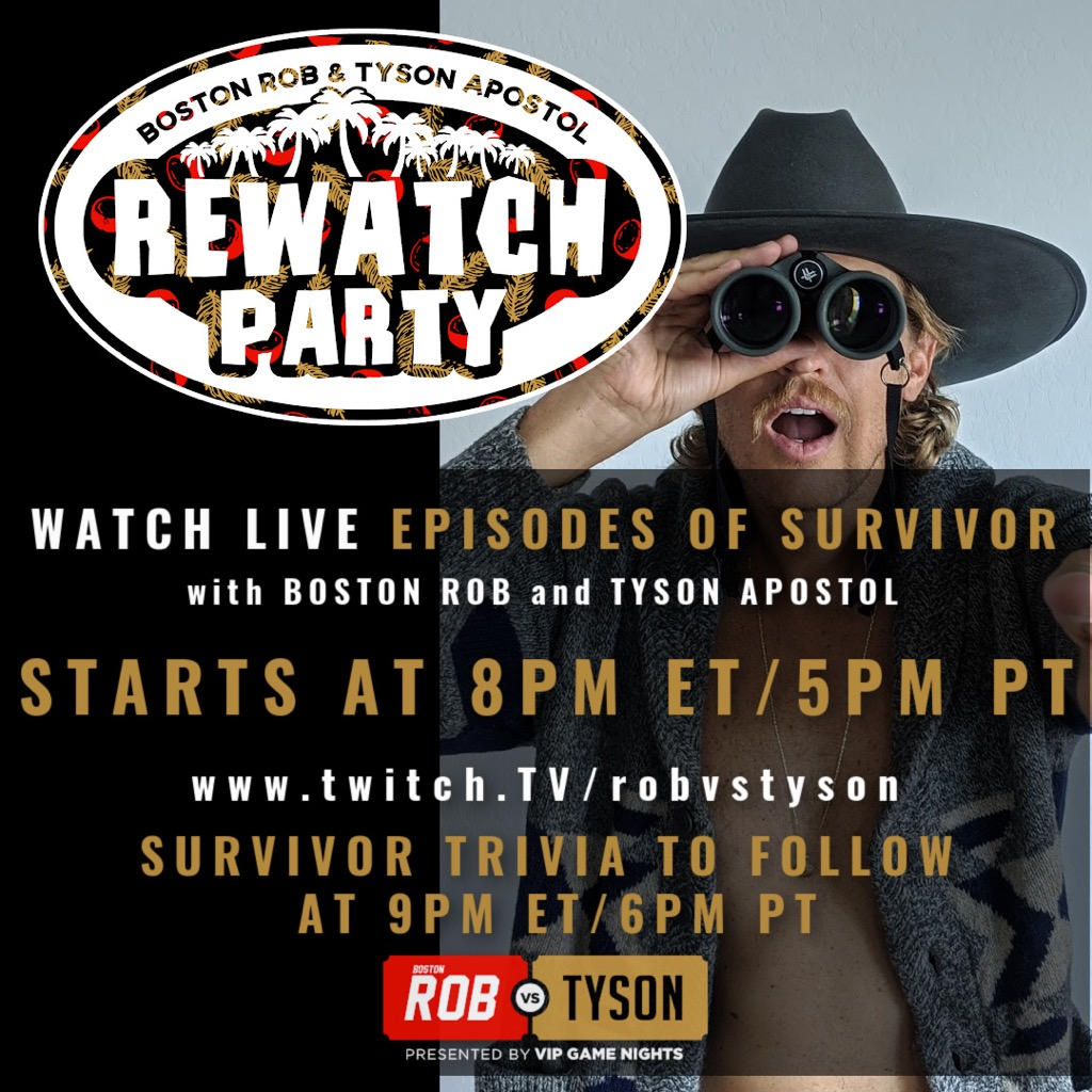 Going live in 15 mins with @BostonRob doing a Rewatch of Heros vs Villains! Join now at https://t.co/a8HDfkpdu0 https://t.co/3deeuz0kjC